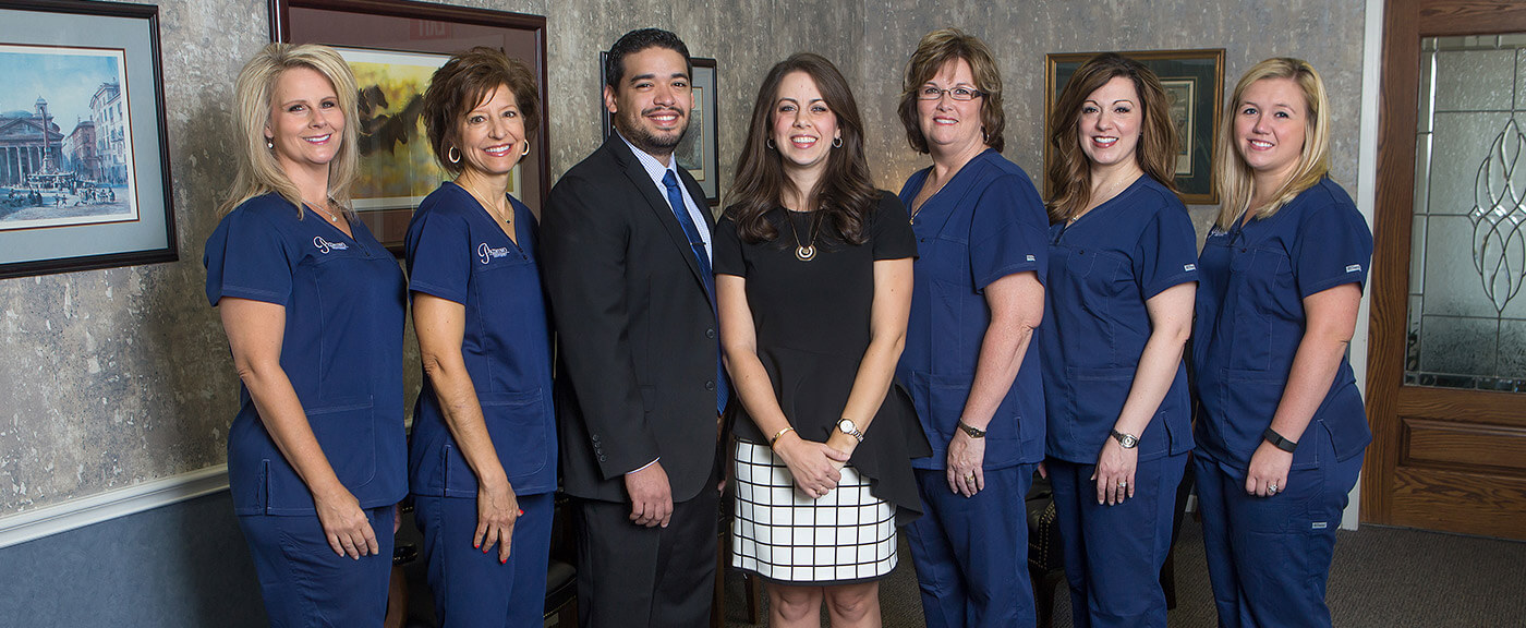 Temple dental Team